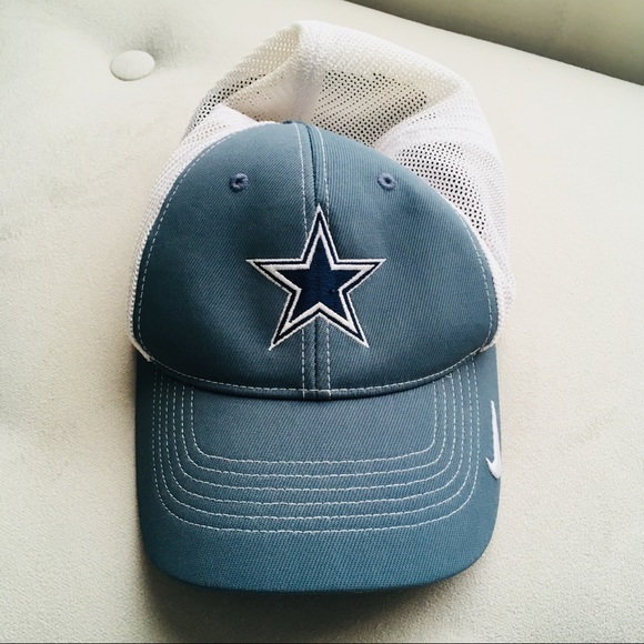 7947d3517cc Dallas Cowboys Nike Golf Flex-fit Hat. M 5b01a5b984b5ce35940b2547